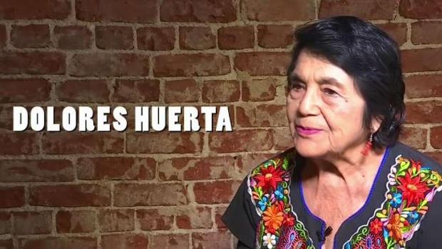 [TLMD - LA] Dolores Huerta ha impactado la vida de cientos de personas
