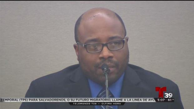 [TLMD - Dallas] Sentenciarán a expolicía texano por matar a joven hispano