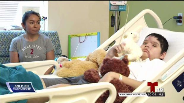 Niño atropellado en Arlington se recupera
