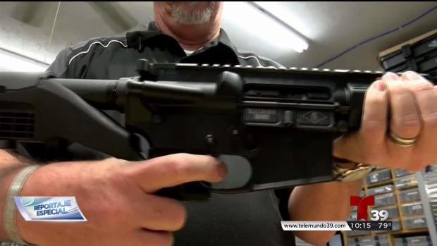 [TLMD - Dallas] El arma de la discordia