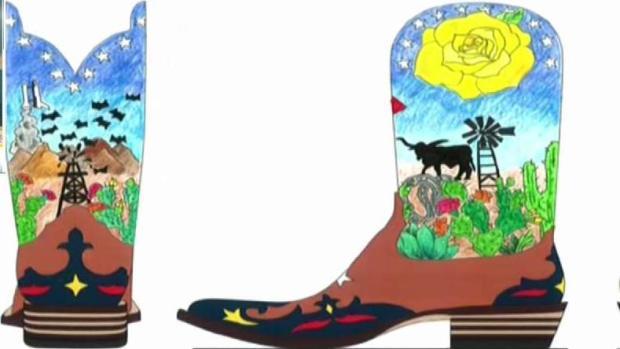 [TLMD - Dallas] Eligen de las botas que utilizará Big Tex