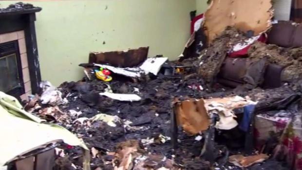 [TLMD - Dallas] En Grand Prairie: lo pierden todo en incendio
