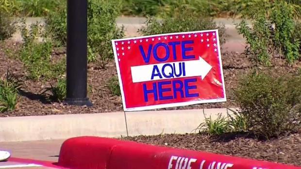 [TLMD - Dallas] Telemundo 39: Encuesta exclusiva a votantes hispanos de Texas (Parte 1)