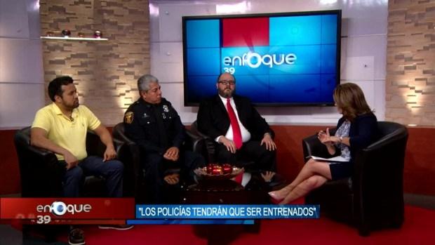 Enfoque 39: La SB4 y lo que harán los policias