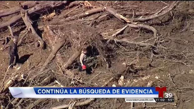 [TLMD - Dallas] Escena activa tras hallazgo de restos humanos en Anna