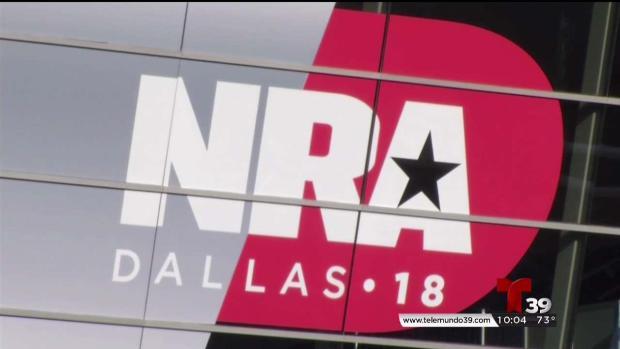 [TLMD - Dallas] Expectativa por convención de NRA en Dallas