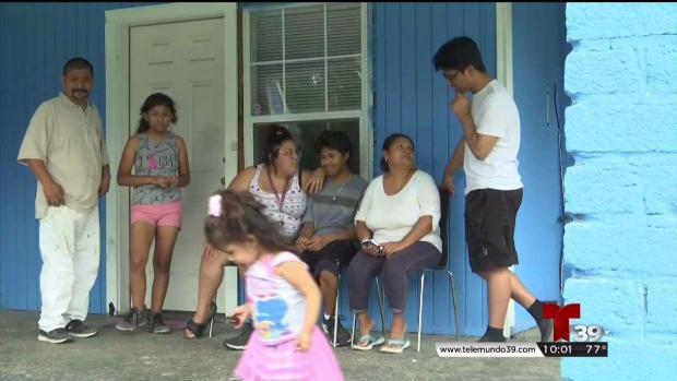 Familia hispana pierde todos sus ahorros