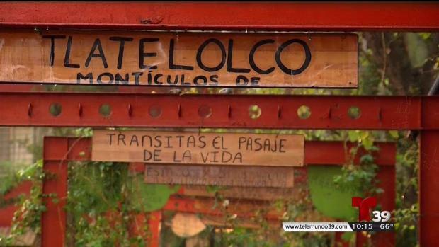 Los fantasmas de Tlatelolco
