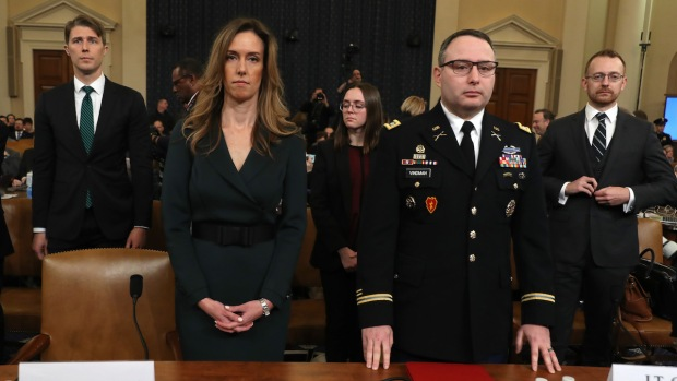 Más testimonios contra Trump en tercera audiencia