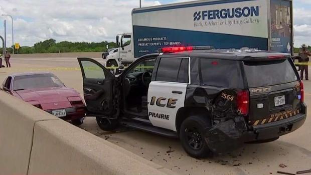 [TLMD - Dallas] Grand Prairie de luto tras muerte de un policía