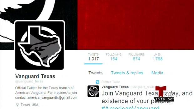 Grupos de odio acechan en Texas; segunda parte