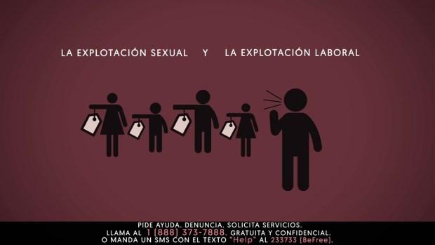 [TLMD - MIA] Lideres piden ponen alto a la trata de personas