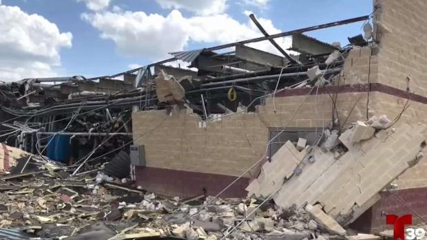 [TLMD - Dallas] Hablan testigos tras explosión en hospital de Texas