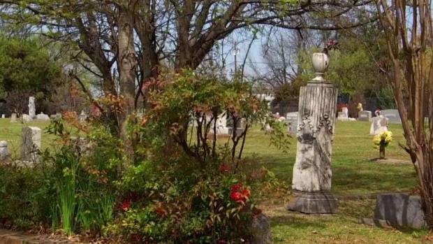 [TLMD - Dallas] Hallan cuerpo de bebé en la maceta de un cementerio