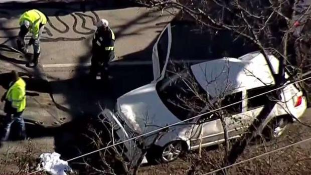 [TLMD - Dallas] Hallan dos cadáveres en un arroyo en Denton