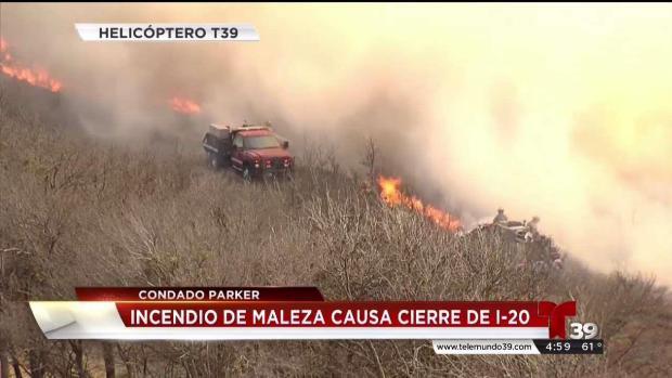 [TLMD - Dallas] Evacuaciones en el Condado Parker por incendios