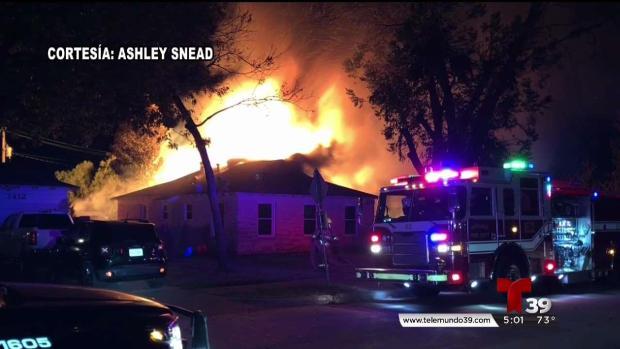 Masivo incendio cobra la vida de cuatro personas en Garland