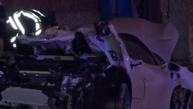[TLMD - Dallas] Dallas: Impresionantes imágenes tras accidente de boxeador