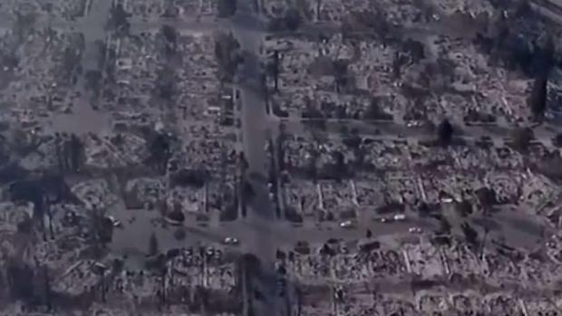 [TLMD - MIA] Incendios siguen devastando el norte de California