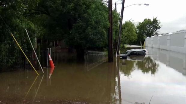 [TLMD - Dallas] Inundaciones dejan estragos en el norte de Texas