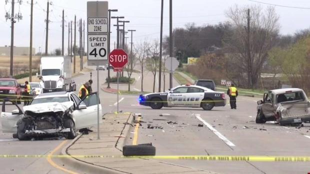 [TLMD - Dallas] Investigan aparente caso de ira al volante en el norte de Texas