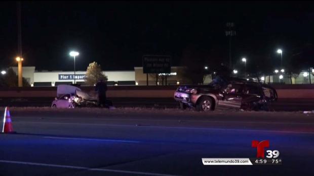 [TLMD - Dallas] Joven embarazada muere tras aparatoso accidente