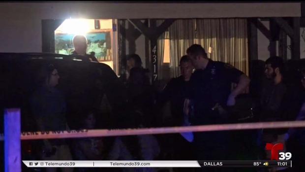 [TLMD - Dallas] Jovencita herida por metralla en Fort Worth