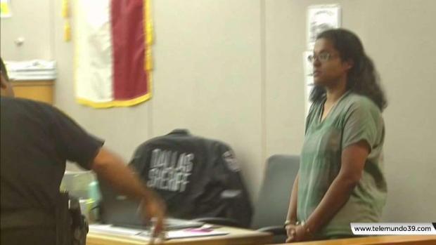 [TLMD - Dallas] Juez fija fianza y madre de Sherin podría ser liberada
