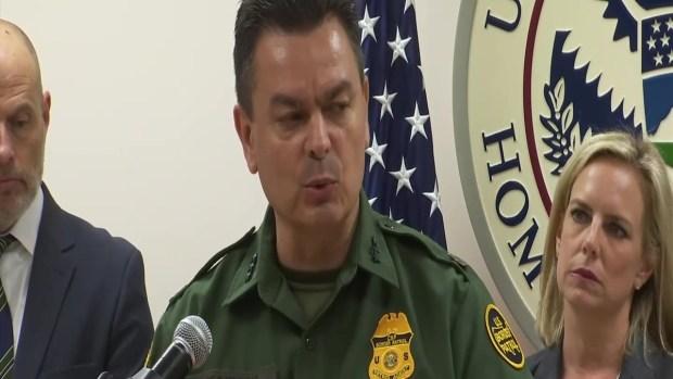 """[TLMD - McAllen] Jefe de Patrulla Fronteriza: """"es necesario que resolvamos este problema"""""""