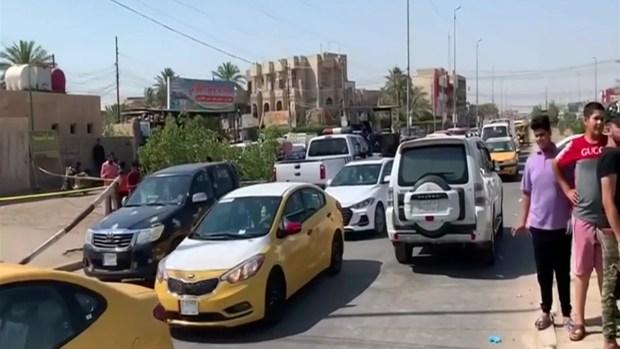 [TLMD - NATL] Sangrienta explosión en mezquita de Irak