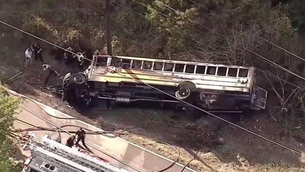 [TLMD - Dallas] Luto rodea a comunidad tras accidente de autobús