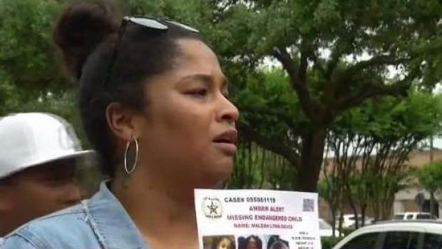 [TLMD - Houston] Mamá de Maleah pide ayuda para dar con su paradero