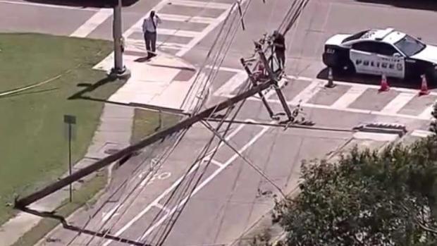 [TLMD - Dallas] Miles sin electricidad en el norte de Texas