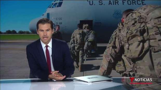 [TLMD - LV] Millonario despliegue militar en la frontera