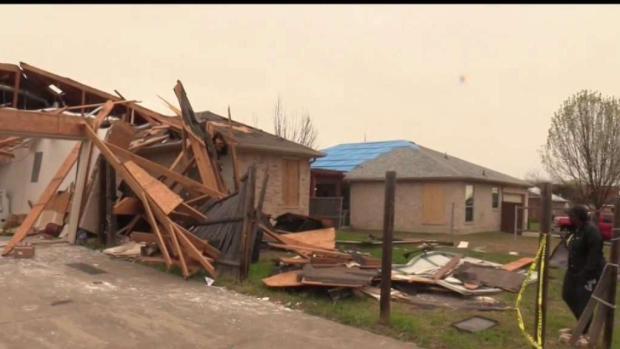 [TLMD - Dallas] Molestia en Mesquite tras daños por tornado