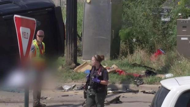 [TLMD - Dallas] Muere niño de 5 años en accidente en Fort Worth