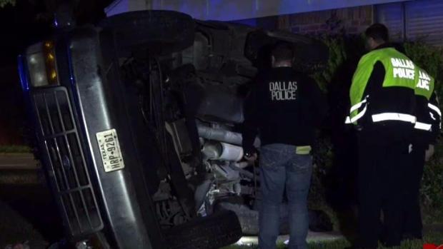 [TLMD - Dallas] Mujer muere en accidente vehicular en Dallas