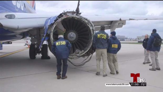 [TLMD - Dallas] Nuevas pistas sobre el accidente aéreo de Southwest