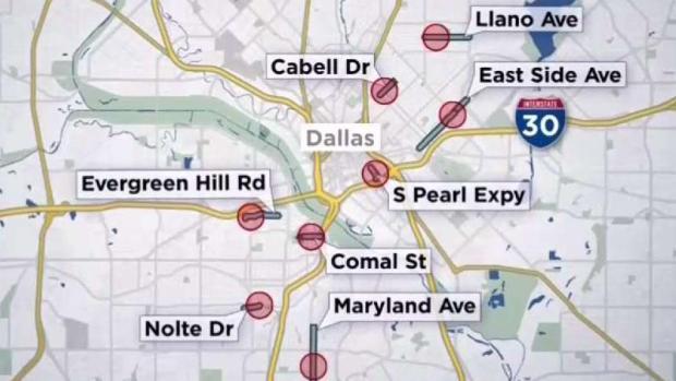 [TLMD - Dallas] Ola de robos a mano armada en Dallas