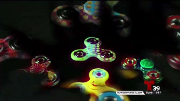 Spinners el juguete de moda y peligroso