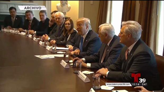 Polémica por presunto lenguaje despectivo del Presidente Trump