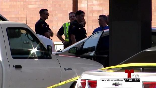 Policía abate a tiros a presunto ladrón en Plano