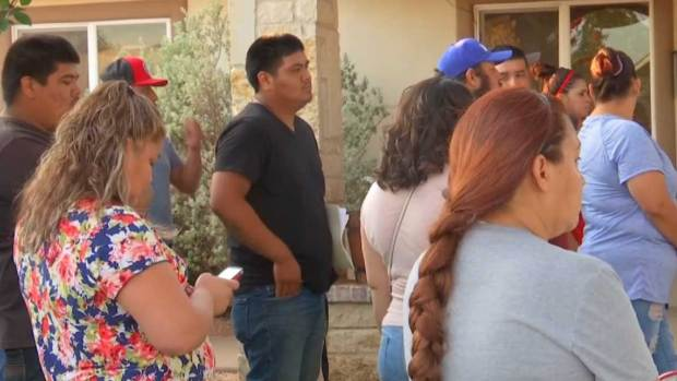 [TLMD - Dallas] Denuncian supuesto fraude con casas móviles en Fort Worth