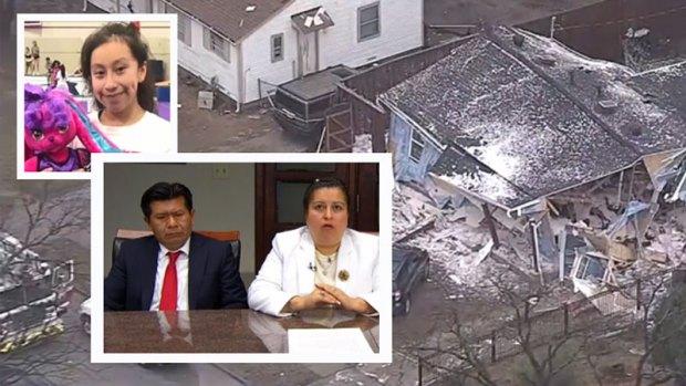 [TLMD - Dallas] Dallas: Hablan los padres de niña que murió tras explosión en vivienda