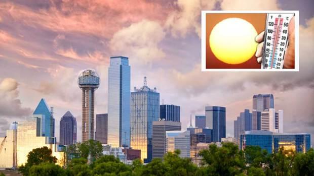 Valiosos consejos a seguir ante ola de calor al norte de Texas