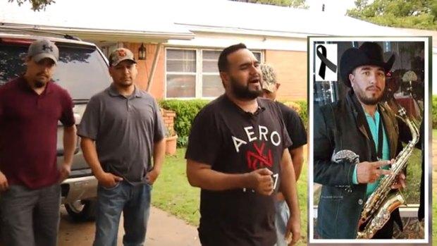 [TLMD - Dallas] Lloran muerte de grupero tras colapso de estructura en Dallas