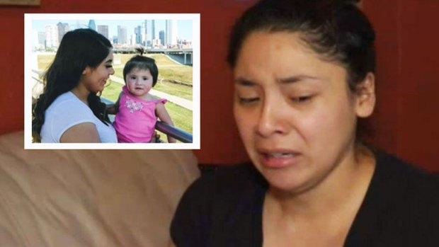 [TLMD - Dallas] Rompe el silencio acusada de muerte de su bebé en Dallas
