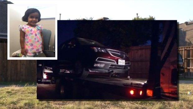[TLMD - Dallas] Richardson: vehículo podría ayudar en caso de niña desaparecida