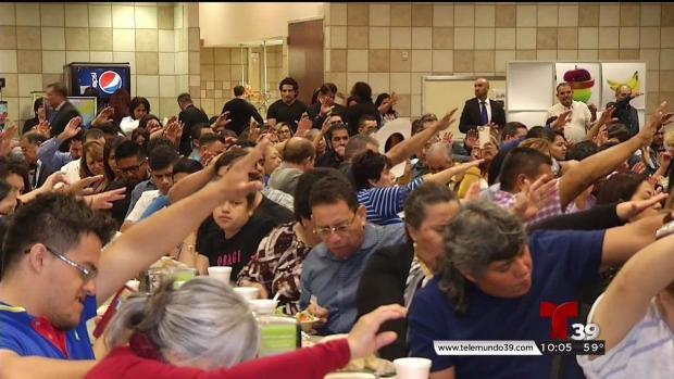 Protección en iglesias con policías y feligreses ¿armados?