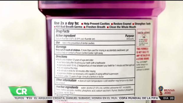 [TLMD - Dallas] Peligro por envenenamiento con productos del hogar